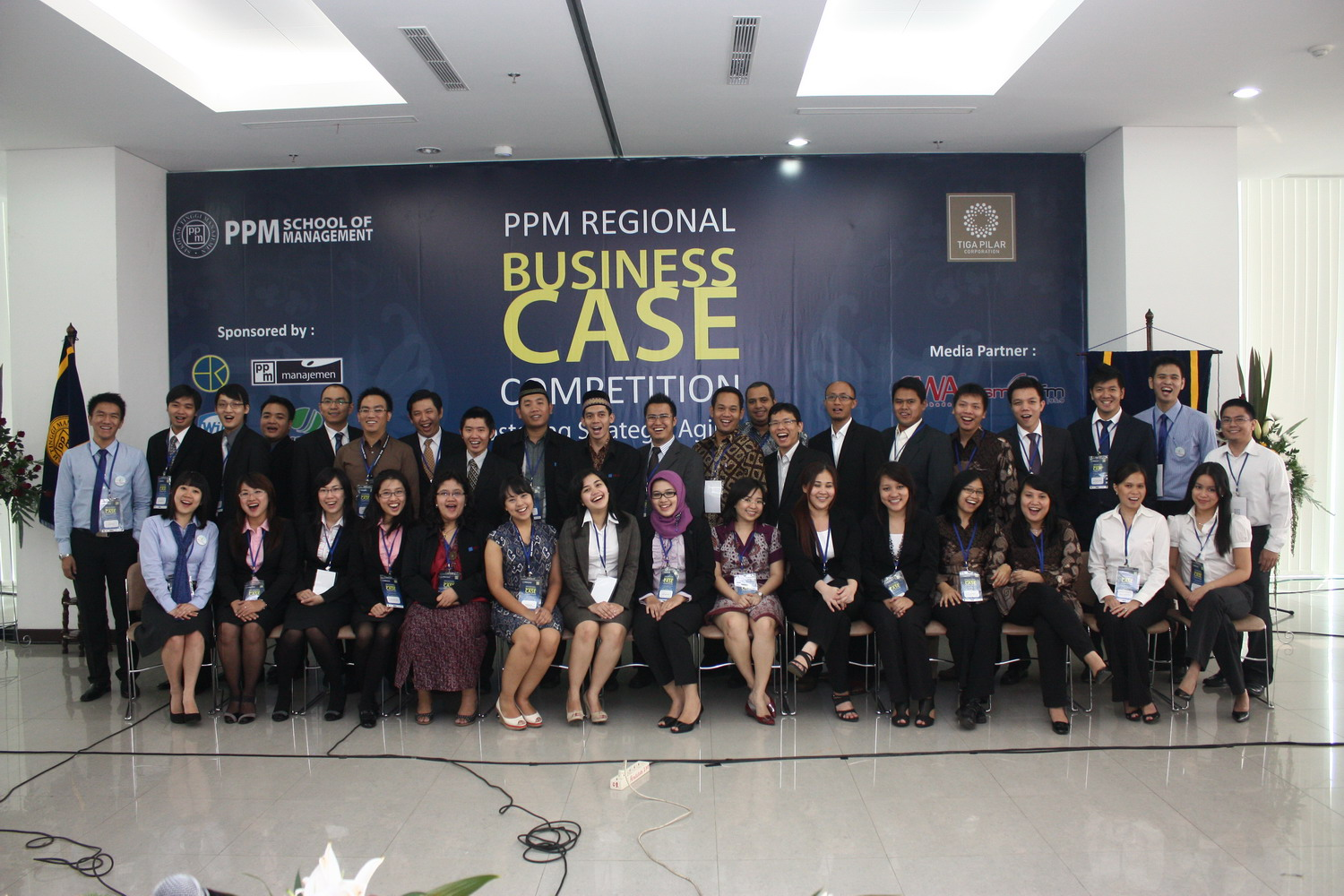 Regional Bussiness Case Competition