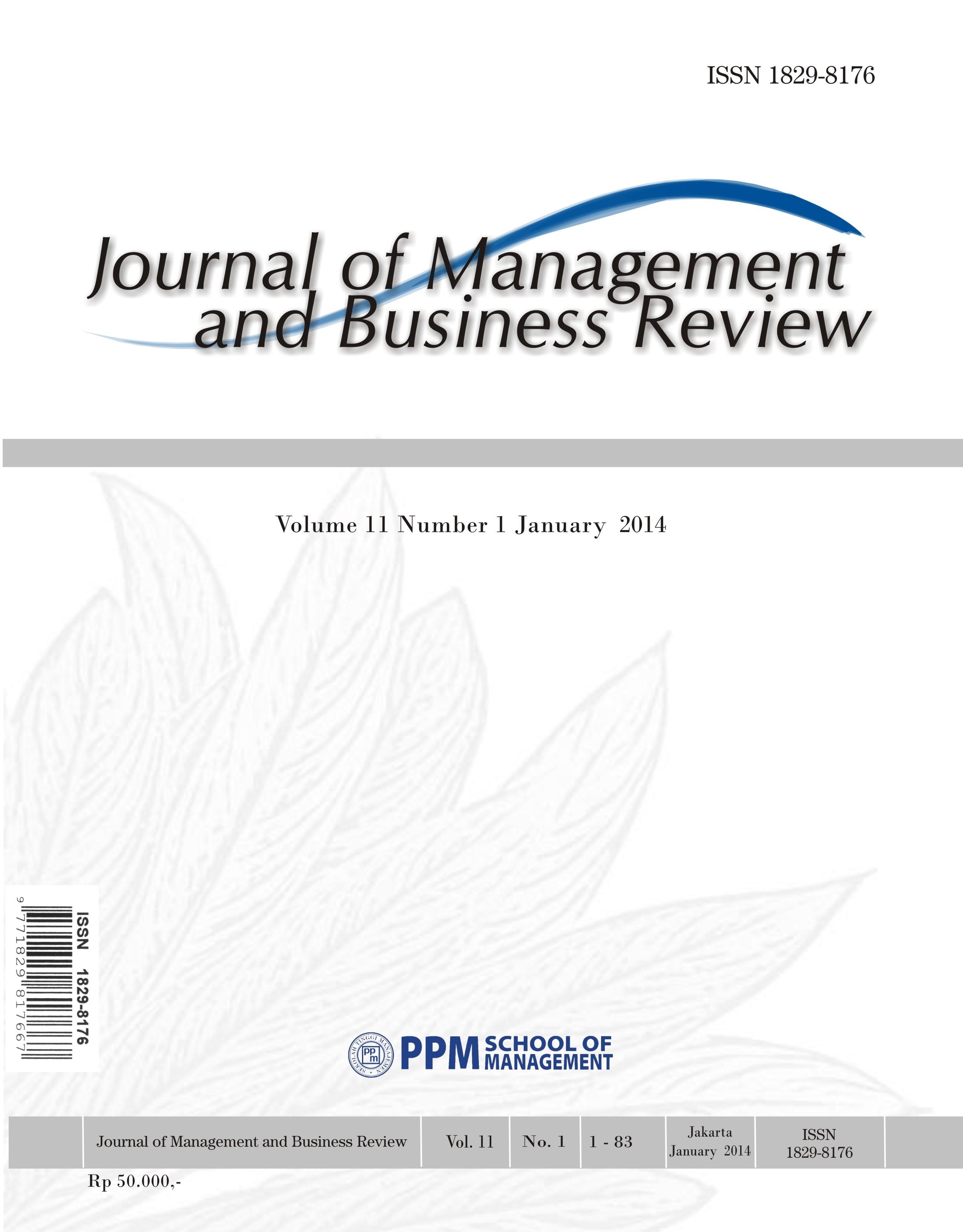 Vol 11 No 1-January 2014_cover