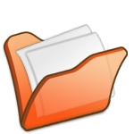 folder-orange-mydocuments