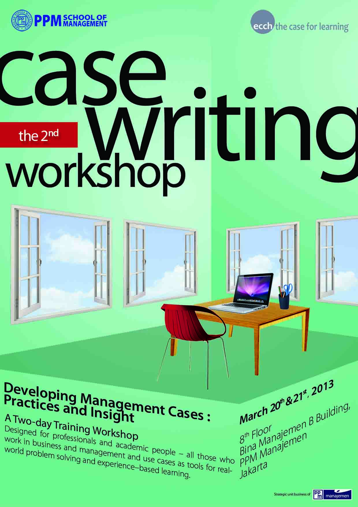 case study writing workshop Time: wednesday: thursday: friday: topic: case teaching: case writing: case writing: 09:00-10:00: case study: vaillan t-what makes a.